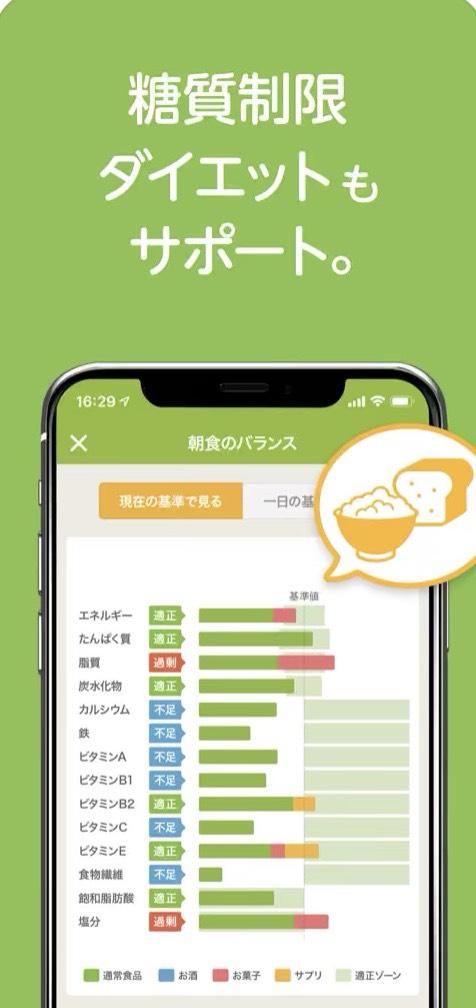健康アプリ オススメ